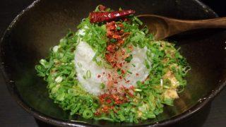キング軒 6周年記念 広島的麻婆豆腐丼