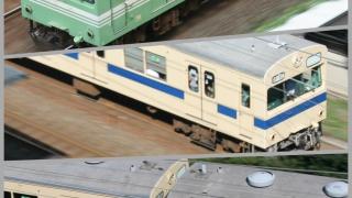 2007年に広島近郊で走っていた103系