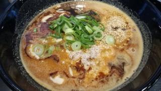 梵天丸の梵天麺