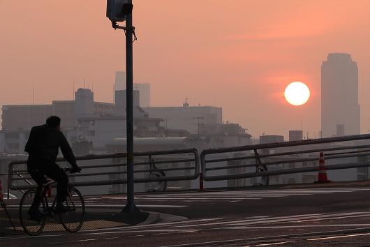 2018年3月26日朝の太陽