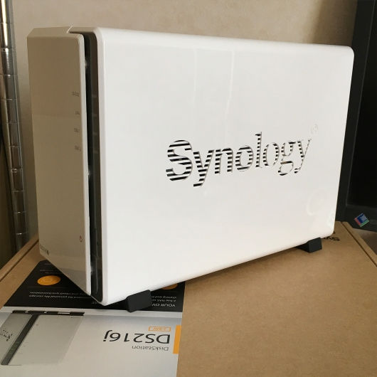 NASケース シノロジー DS216j