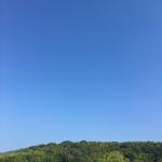 7月14日の青空