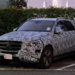 メルセデス・ベンツの新型SUV GLBか?