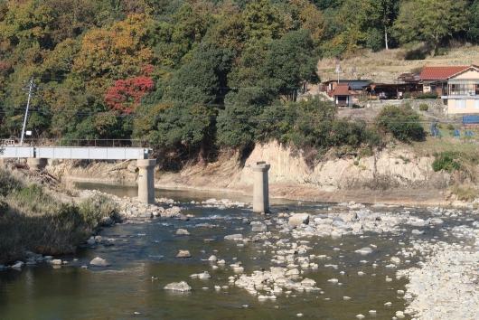 芸備線 第1三篠川橋梁