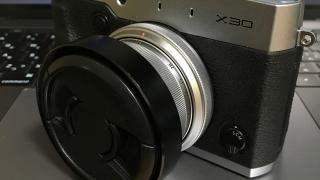 富士フイルム X30