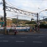 解体された西広島のひろでん会館