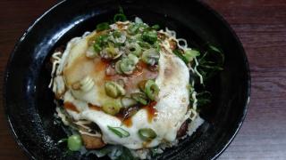 花山椒 焼豚玉子飯(ミニサイズ)
