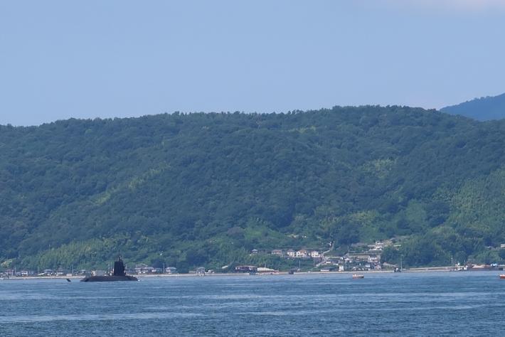 プカプカ潜水艦