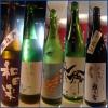2019年11月11日の週に頂いた日本酒たち
