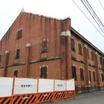 旧陸軍の広島被服支廠