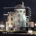 原爆ドーム(2019年12月28日)
