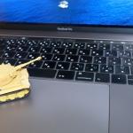 MacBook Pro (15-inch, 2018) キーボード