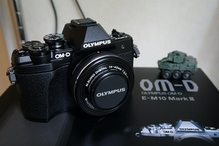 オリンパス OM-D E-M10 markIII