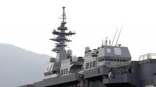 護衛艦いせ 艦橋