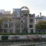 原爆ドーム 2021年4月上旬