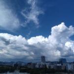 8月7日の空