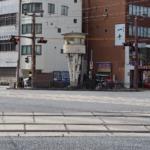 広島電鉄 操車塔